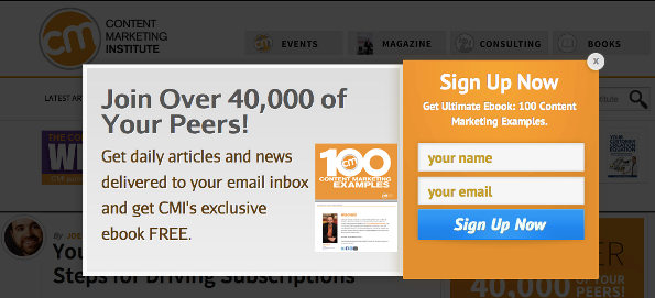 5 Steps to Creating an Email Opt-in Form that Drives Results